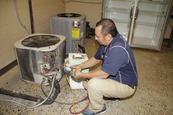 Heating Technology - HVACR Maintenance - Air Conditioning, Heating and Refrigeration Technology Diploma (D35100)