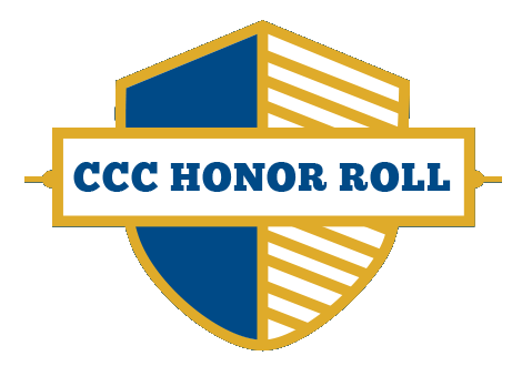 CCC Honor Roll